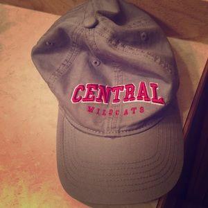 Central Washington University Wildcats Cap